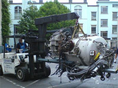 Maschinenmontage