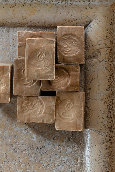 Aleppo Soap storage