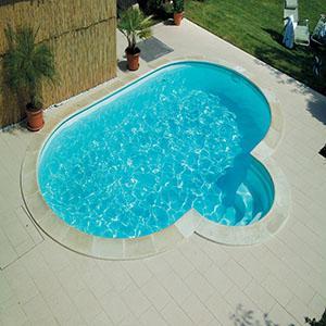 Sommer, Sonne, Strand und Meer . . . Schaffen Sie sich Ihre eigene  kleine Oase der Erholung und Entspannung im eigenen Pool und machen Sie Urlaub im eigenen Garten wann immer und so lange Sie wollen