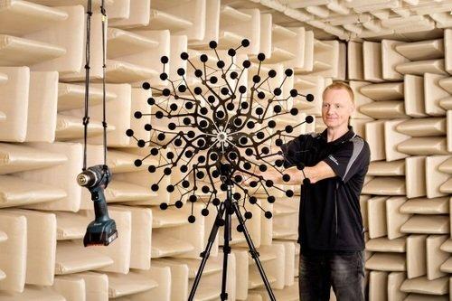 Akustische Kamera - Schallquellenortung