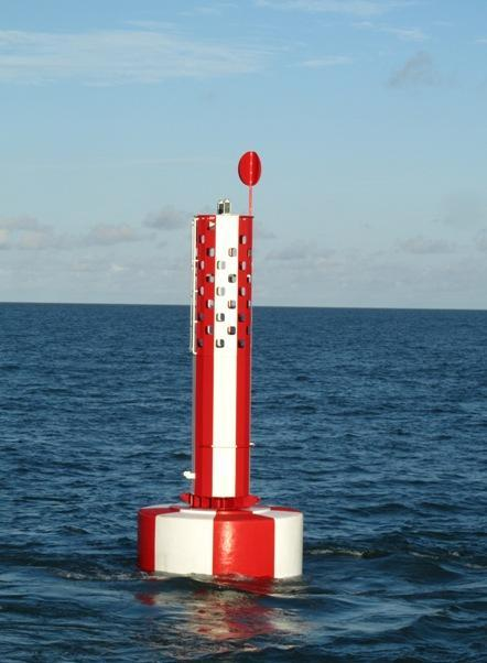 Guia buoy in Venezuela