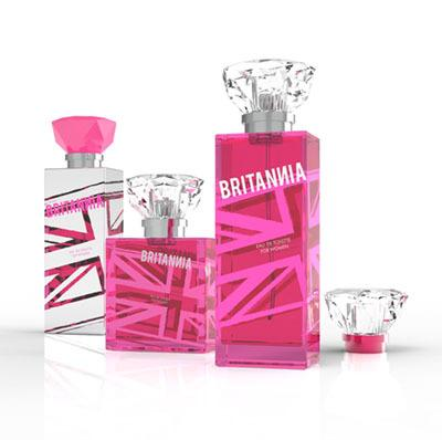 Fragrance Bottles Design