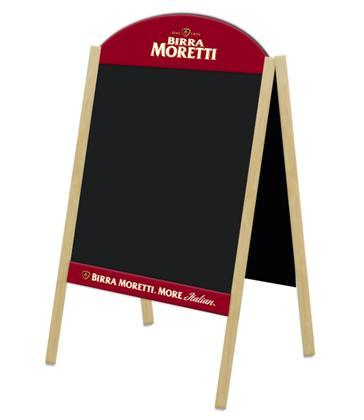 Wooden Frame Promotional Board