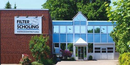 Firmengebäude Scholing