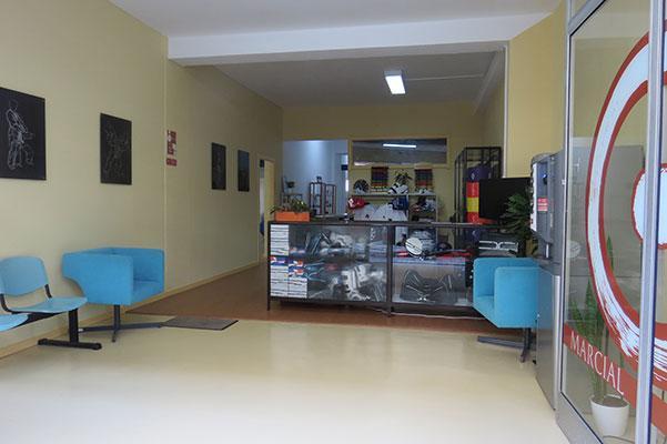 Marcial Shop - Showroom