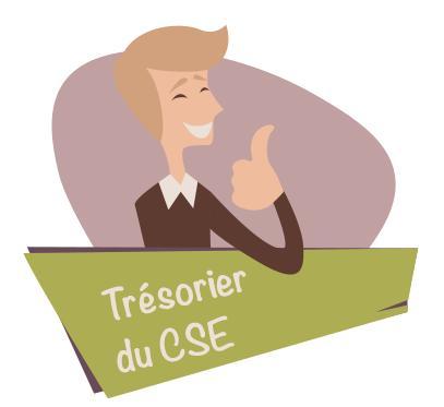 Trésorier du CSE