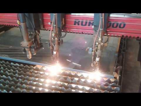 Plasma cutters PIERCE RUR 3000 GT.