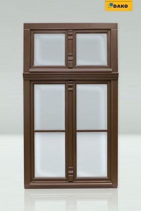 Manufacturer of wooden windows