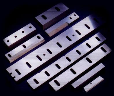 Plastics blades