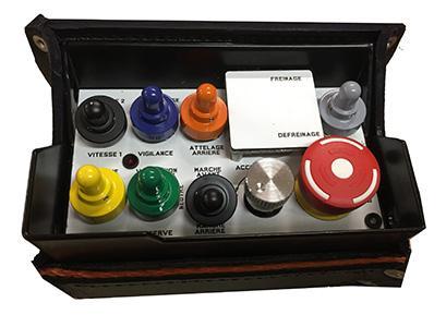 Sadamec Radio remote control