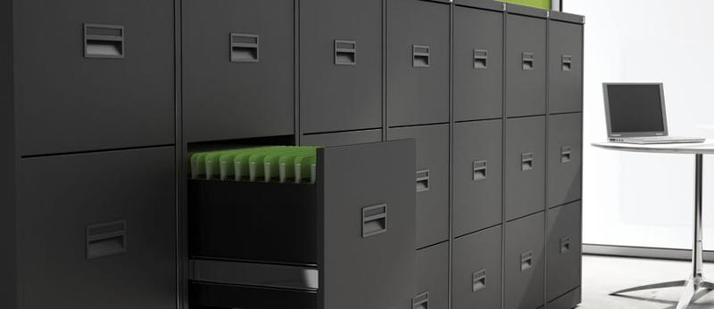 The Heavy Duty A3 cabinet is ideal for secure filing of A3 paper formats and computer archive information.
