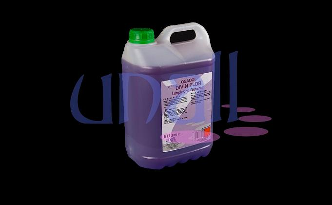 General concentrated detergent for the cleaning of floors and washable surfaces, it possesses great cleaner and degresear power.
