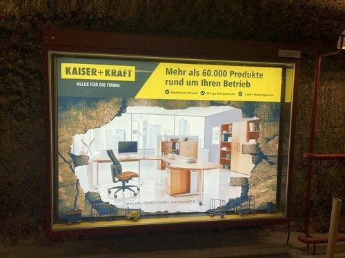 KAISER+KRAFT Werbung