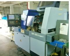 High Precision CNC Turning Machine, 5 Axis,Import from Japan. Tolerance can achieve +/-0.003mm.