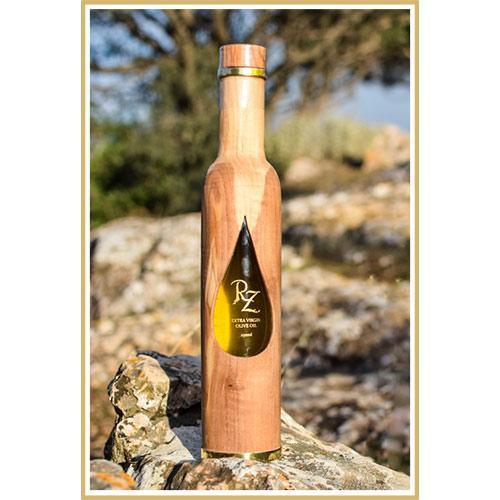 Olive Wood Bottles