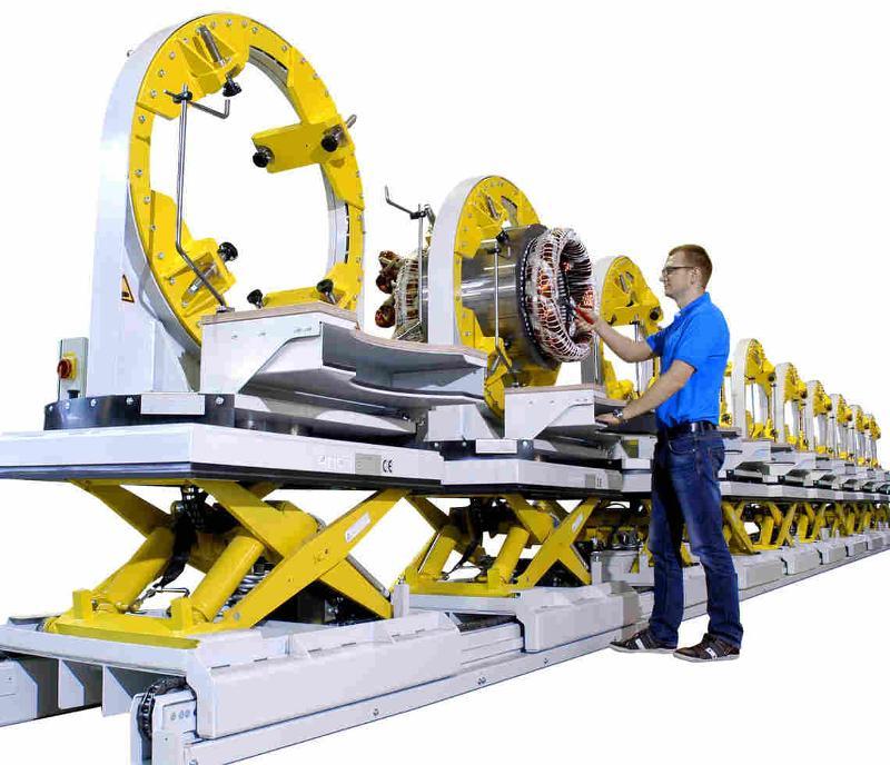 Komplettherstellung von innovativen Geräten-, Anlagen- und Sondermaschinenbau