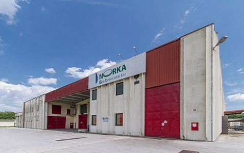 Norka GT's production facility