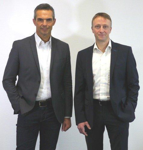Thomas Bassmann (li.) und Olaf Holzer