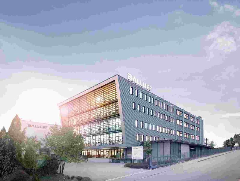 Firmengebäude Neuhausen