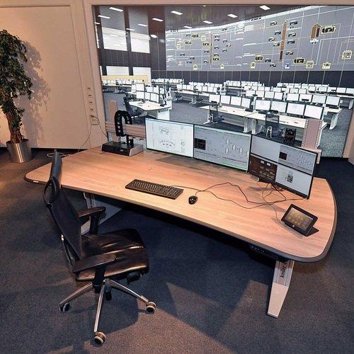 Kontrollraum-Demo-Center