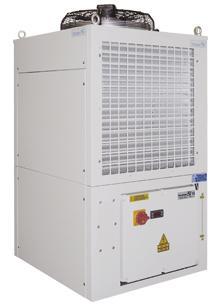 Centrale de refroidissement à eau ou huile 1100 W à 70000 W