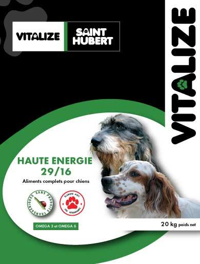 croquette chien haute energie vitalize