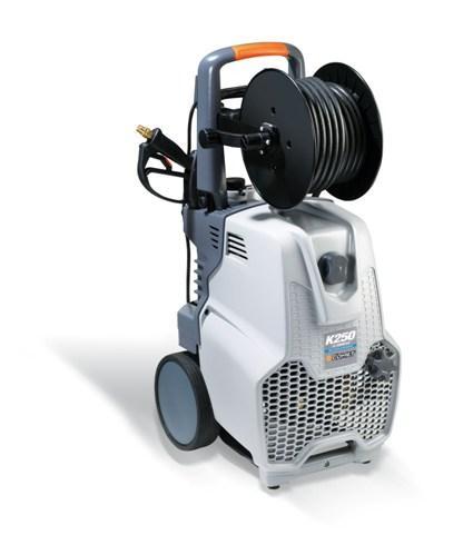 K 250 - Professional high pressure cleaners