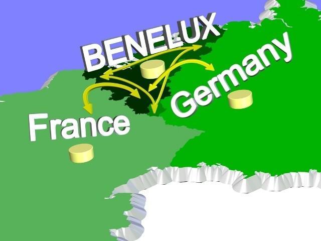 Transport Benelux France
