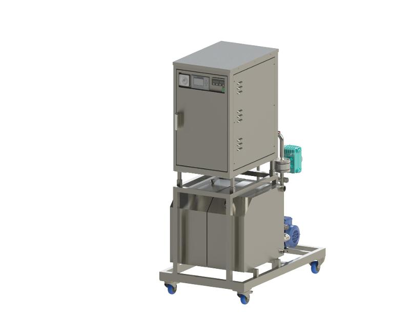 Steam generator station PS200