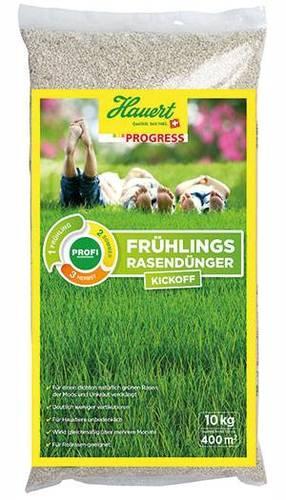 Frühlings Rasendünger