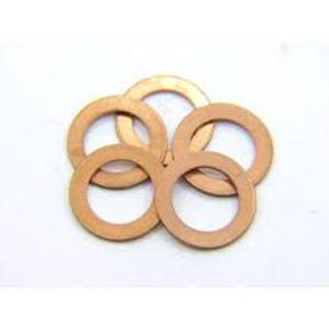 Grossiste rondelles en cuivre toutes dimensions pour l'automobile et l'industrie
