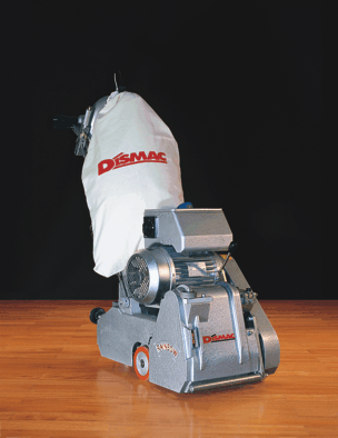 The RAINBOW belt sander specially designed and built for wooden floors is a high quality machine and the result of more than 50 years of experience in sanding technology.
