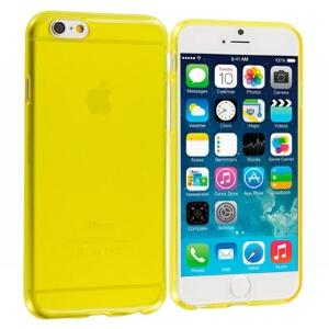 "Crystal Clear Flexible Soft TPU Rubber Protector Cases for iPhone 6 (4.7"")"