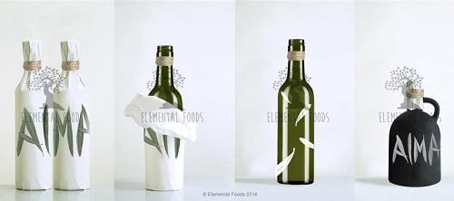 This is the presentation of the packaging of our two leading Olive Oils: Alma Green- an organic Olive Oil- and Alma 1187- The premium coupage Olive Oil.