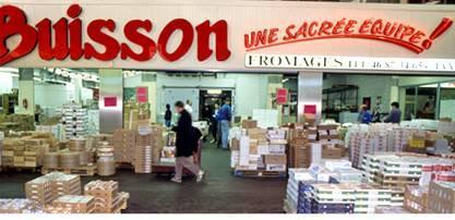 BUISSON SA est spécialisé dans la distribution de produits frais. Grossiste produits italiens, grossiste crémerie, épicerie. Distributeur de fromages, distributeur de charcuteries. Fromage en gros .