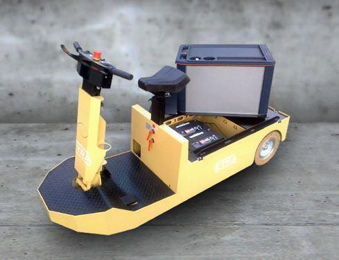 DP 50 (mit Werkzeugkoffer)