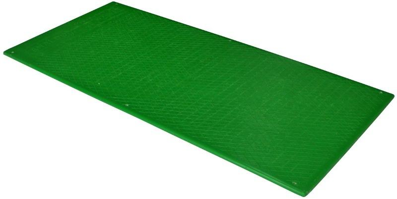 Electric heat mat for piglets