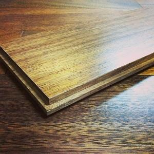 Merbau is almost as comparable as Teak. It has excellent dimensional stability and is highly resistance to termite. Merbau is a beautiful dark in color flooring for higher end, tough and frequent user