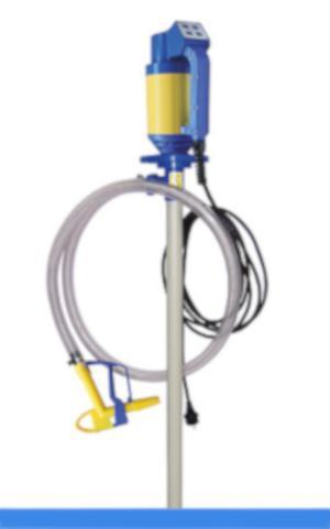 Fasspumpen-Sets PP für Chemikalien