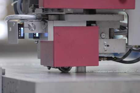 S+D - production-oriented pre-cutting according to customers' drawings