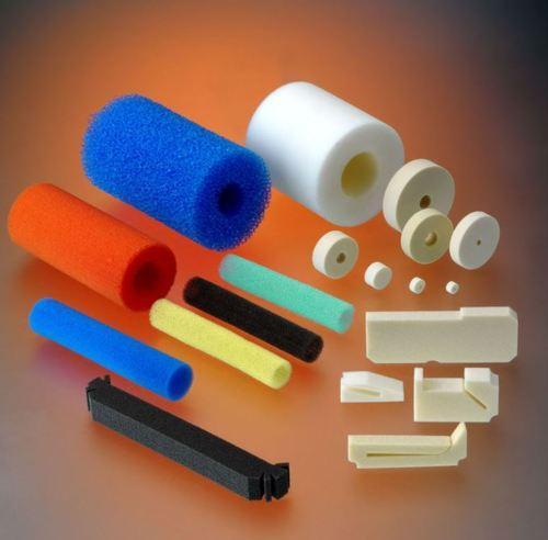 Bauteile aus Weichschaumstoffen