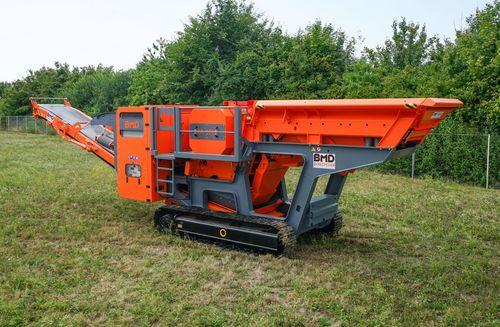 BMD Recyclinganlage RA 900T