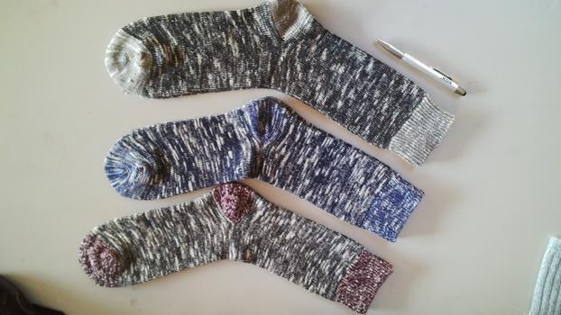 Jeans Socken 6er teilung