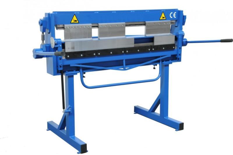 RBP/D-1270/1,2 box & pan sheet metal folder