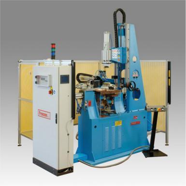 Una delle macchine di nostra produzione.