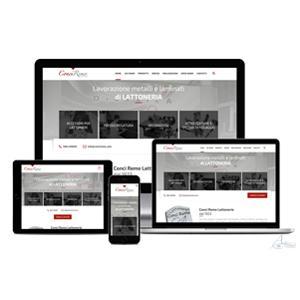 Realizziamo siti responsive che si adattano ai principali dispositivi mobili e desktop