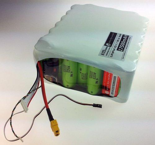 LiFePO4 (A123 Systems)