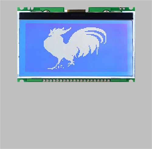 12864 lcd graphic module