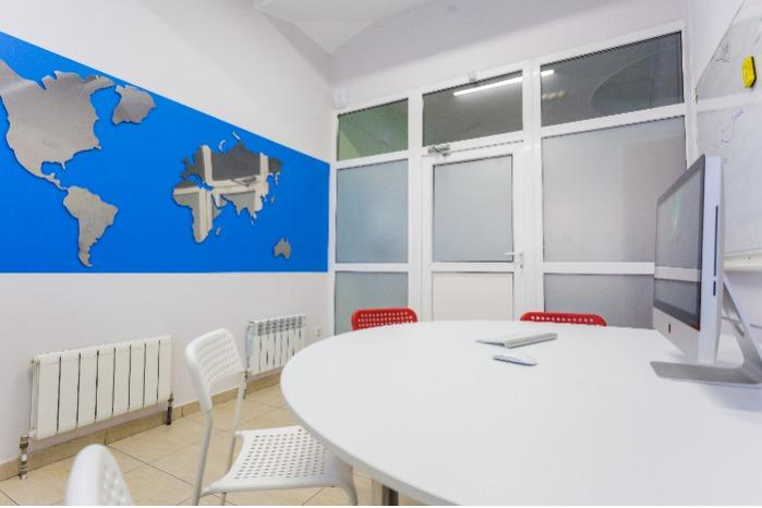 ISS Art Office Room
