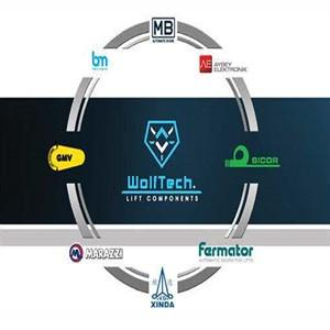 Wolf Tech Lift Components